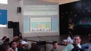 Ambiente Educaional Web
