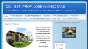 Colégio Estadual Professor José Aloísio Dias