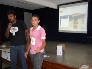 Estudante convidado a participar do desafio