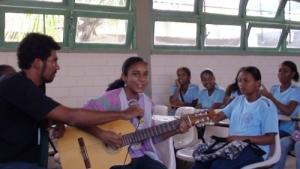 Jamile - voz e violão