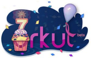 orkut - 7 anos