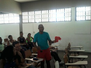 Prof. Ed. Física - Antonio Augusto
