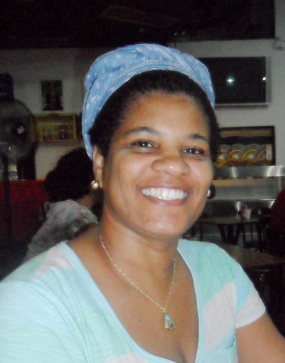 """Verenilda Araújo, professora do Colégio Estadual General Dionísio Cerqueira: """"A proposta é válida,  só precisa de uma intermediação da SEC-BA"""". Foto: Raulino Júnior"""