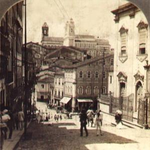 Fonte: Salvador, província da Bahia (Rodolpho Lindemann, 1875).