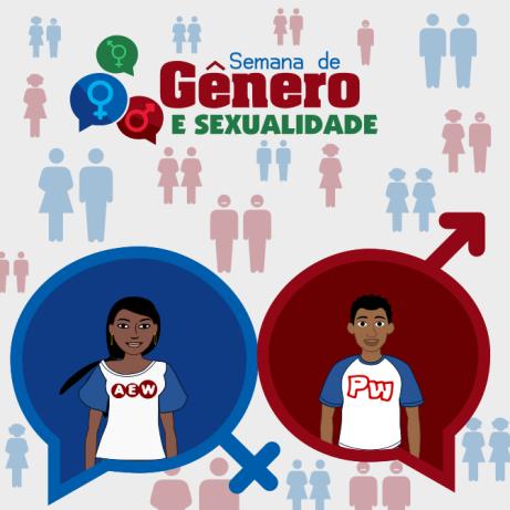 Fig. 1: blog da Professora Online e do Professor Web discute, mais uma vez, questões acerca de gênero e sexualidade. Imagem: Josymar Alves