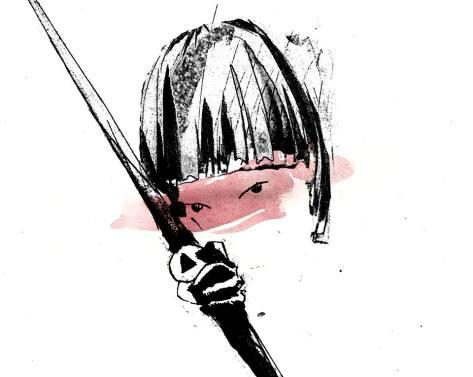 Fig. 1: Ilustração oficial do Cine Kurumin. Imagem: divulgação