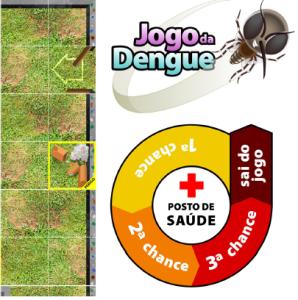 Fig. 1: Jogo da Dengue. Imagem: AEW