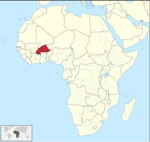 Africa Bukina Faso