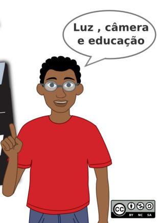 Fig.1: o PW convoca toda a turma para se isncrever no concurso. Imagem: Josymar Alves