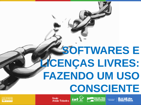 software e licenças livres