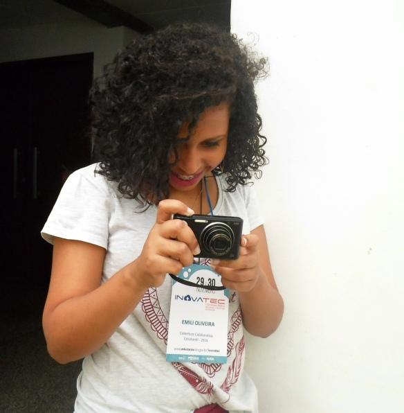 Fig. 3: Emili Oliveira. Foto: Carol Aguiar