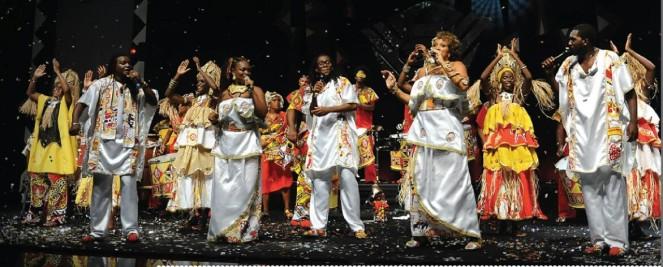 Fig. 1: Ilê Aiyê. Foto: reprodução do site oficial do bloco afro