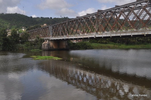 Figura 1- Ponte Cachoeira