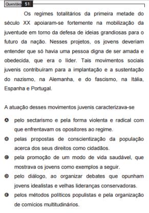 questao-sociologia-enem-moviemento-sociocultural